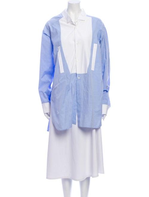 Loewe Long Sleeve Tunic Blue