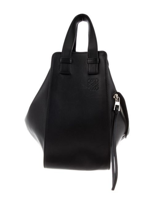 Loewe Medium Hammock Bag Black