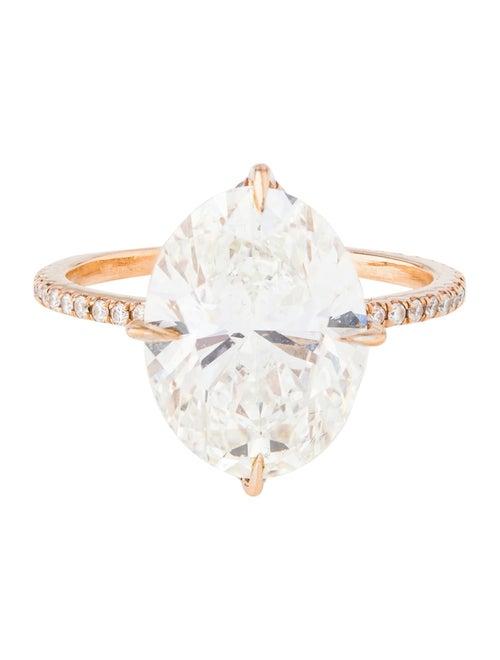 Lorraine Schwartz 4.03ct Diamond Engagement Ring