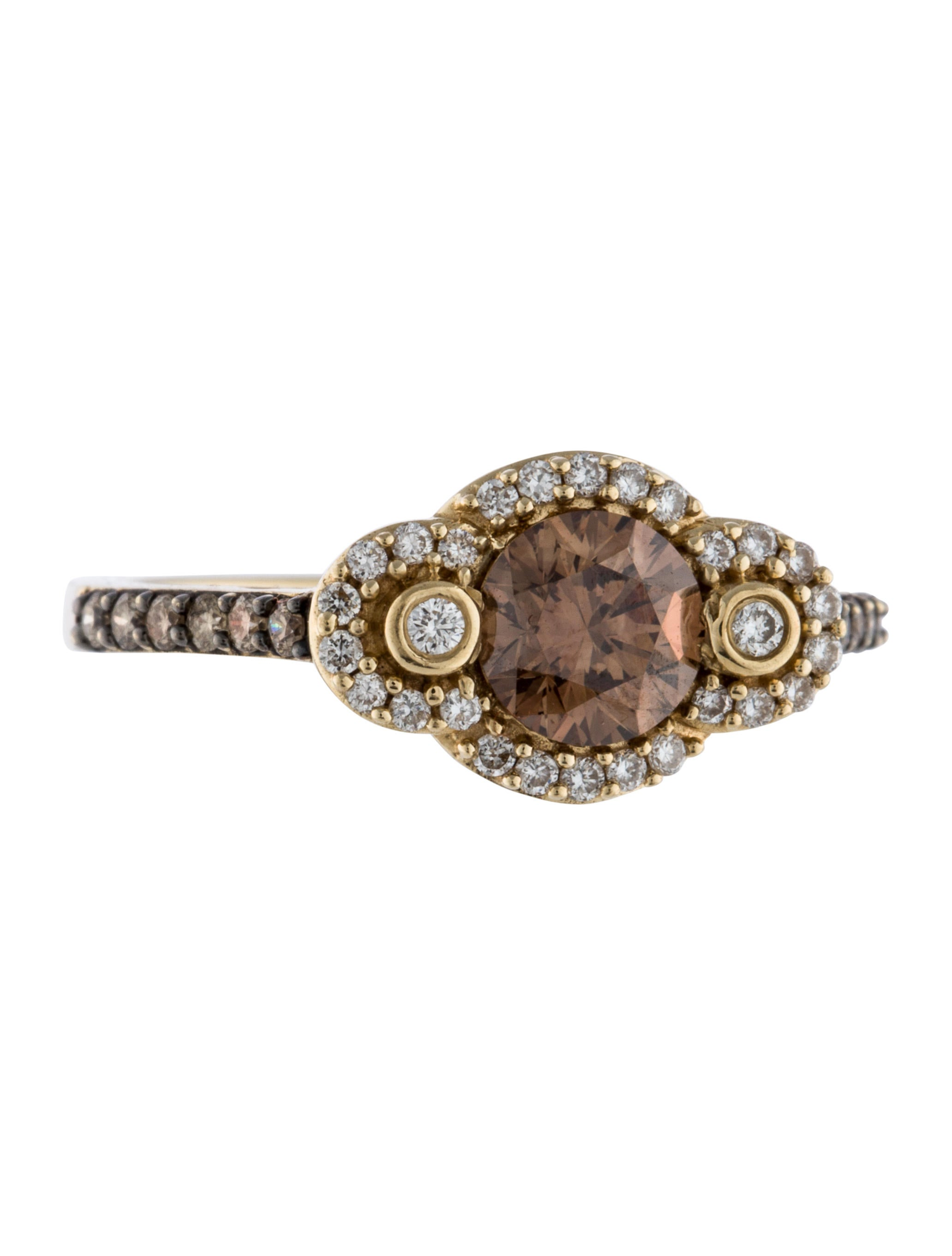 le vian 14k ring rings lvn20108 the realreal
