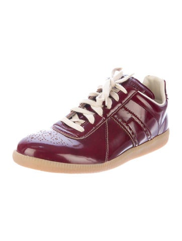Maison Martin Margiela Brogue Sneakers