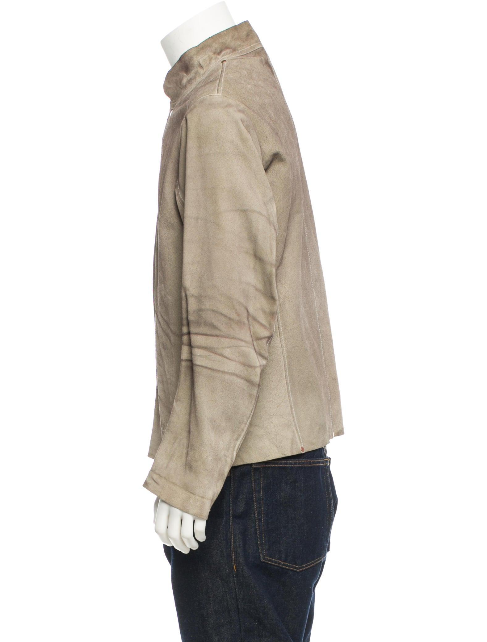 Maison martin margiela jacket clothing mai22692 the for Maison martin margiela