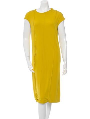 Maison Martin Margiela Sleeveless Midi Dress w/ Tags None