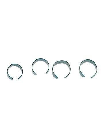 Maison Martin Margiela Quad Knuckle Ring Set
