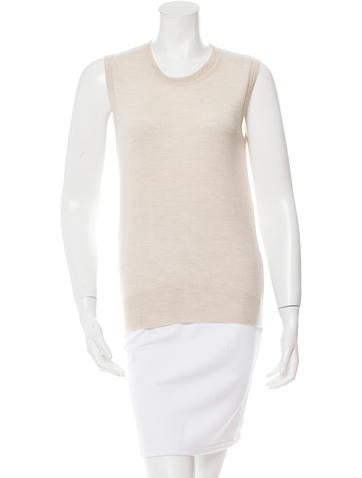 Maison Martin Margiela Wool Knit Top None