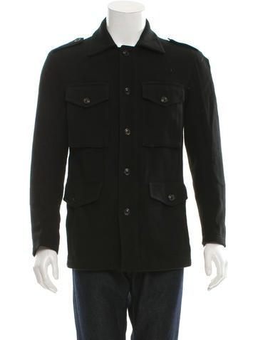 Maison Martin Margiela Short Wool Coat None