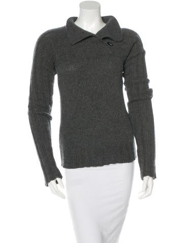 Maison Martin Margiela Wool & Cashmere-Blend Sweater None