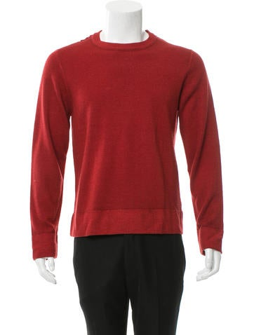 Maison Martin Margiela Pullover Wool Sweater None