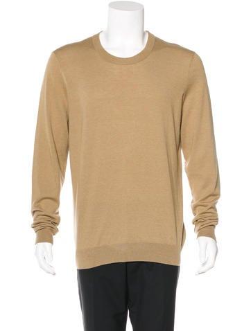Maison Martin Margiela Crew Neck Wool-Blend Sweater w/ Tags None