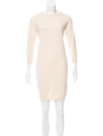 Maison Martin Margiela Mini Sweater Dress None