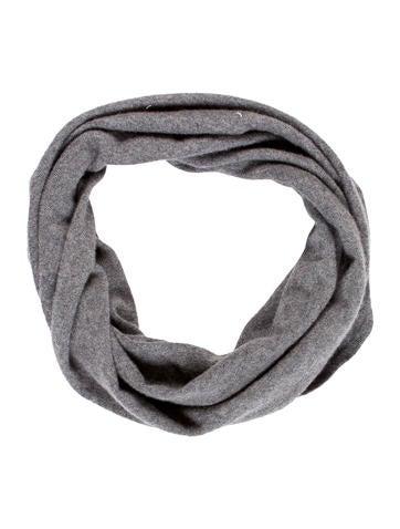 Maison Martin Margiela Rib Knit Infinity Scarf None