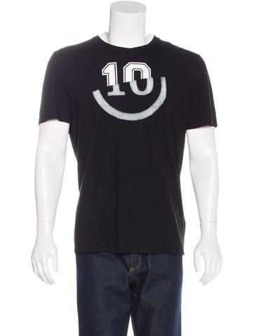 Maison Martin Margiela Graphic Print T-Shirt None