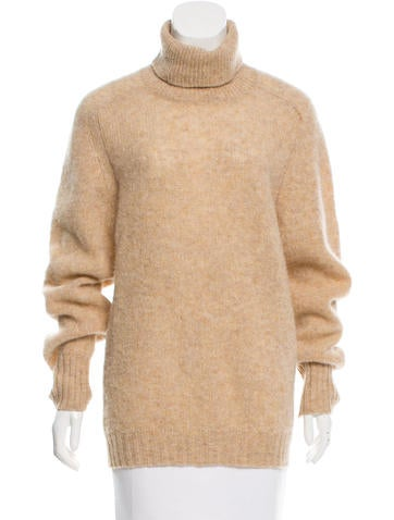 Maison Martin Margiela Wool Turtleneck Sweater None