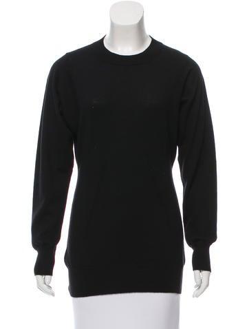 Maison Martin Margiela Long Sleeve Knit Sweater None