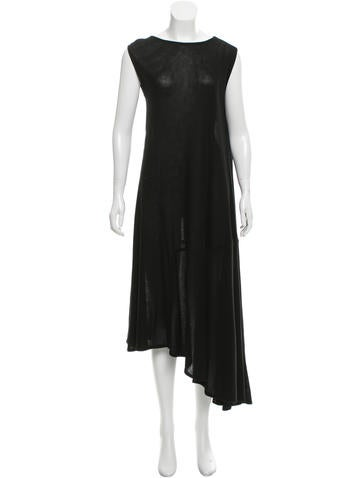 Maison Margiela Knit Asymmetrical Dress None