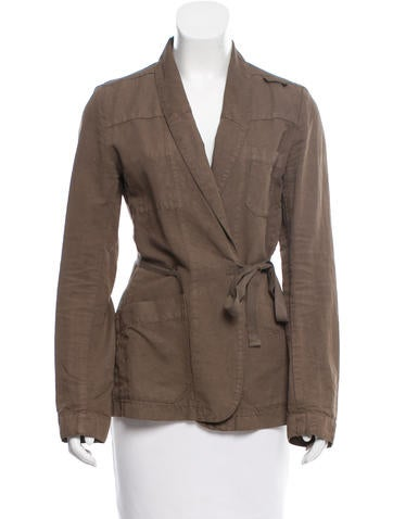 Lightweight Fitted Jacket