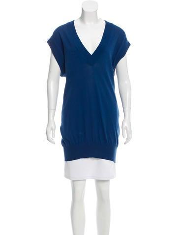 Maison Margiela Knit Sleeveless Top None