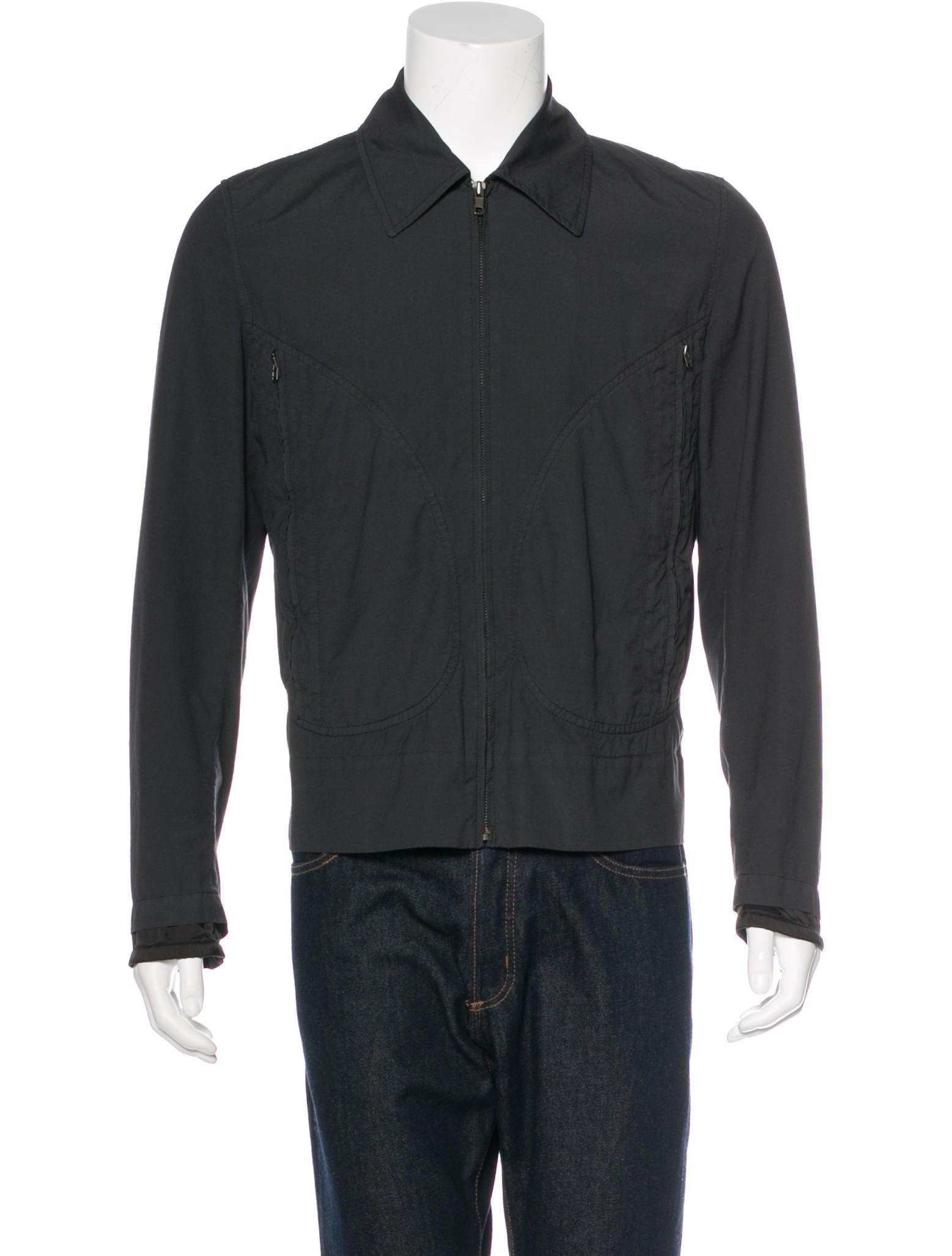 Maison Martin Margiela Lightweight Flight Jacket - Clothing ...