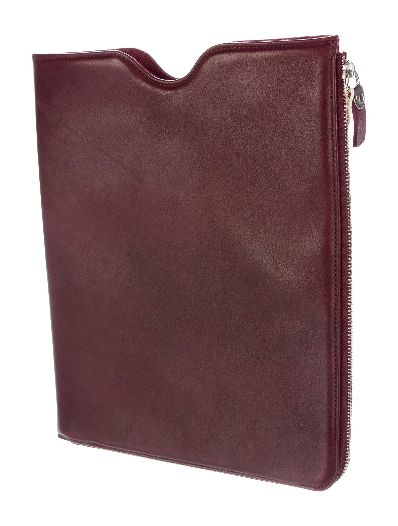 Maison Margiela Leather Ipad 2 Case Technology