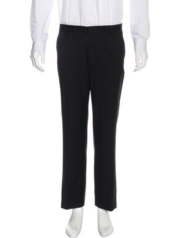Maison Margiela Wool Dress Pants None
