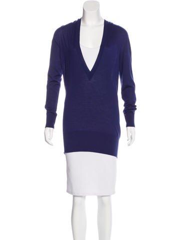 Maison Margiela Cashmere Knit Sweater None