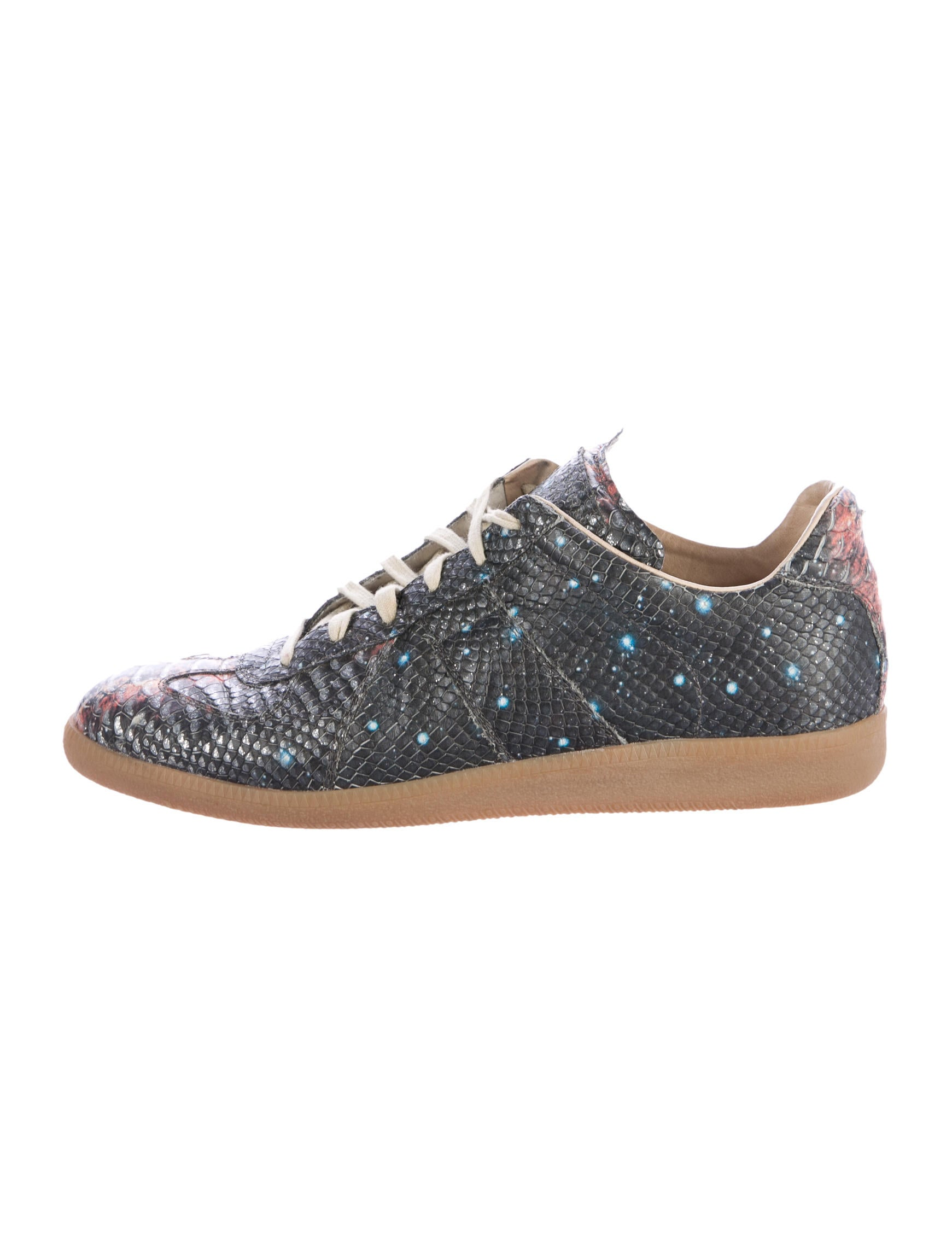 maison margiela 22 galaxy replica sneakers shoes mai31445 the realreal. Black Bedroom Furniture Sets. Home Design Ideas