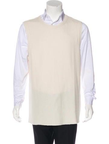 Maison Margiela 2015 Rib Knit Vest w/ Tags None