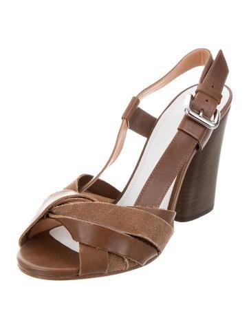Maison Margiela Multistrap Slingback Sandals w/ Tags cost sale online LFDA665