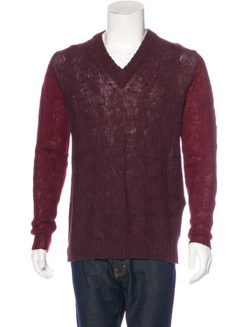 Maison Margiela 2015 Wool & Alpaca Sweater w/ Tags None