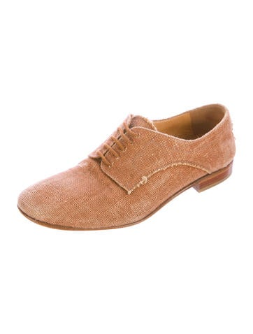 Maison Margiela Replica Round-Toe Oxfords outlet explore huge surprise for sale fHLl3O1