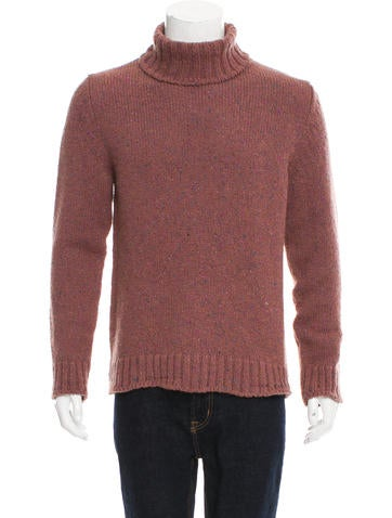 Maison Margiela Wool Turtleneck Sweater None