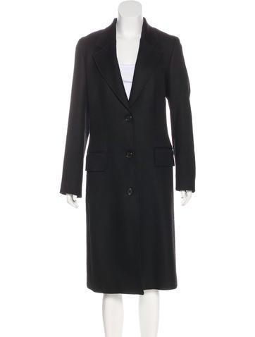 Maison Margiela Wool Long Coat None