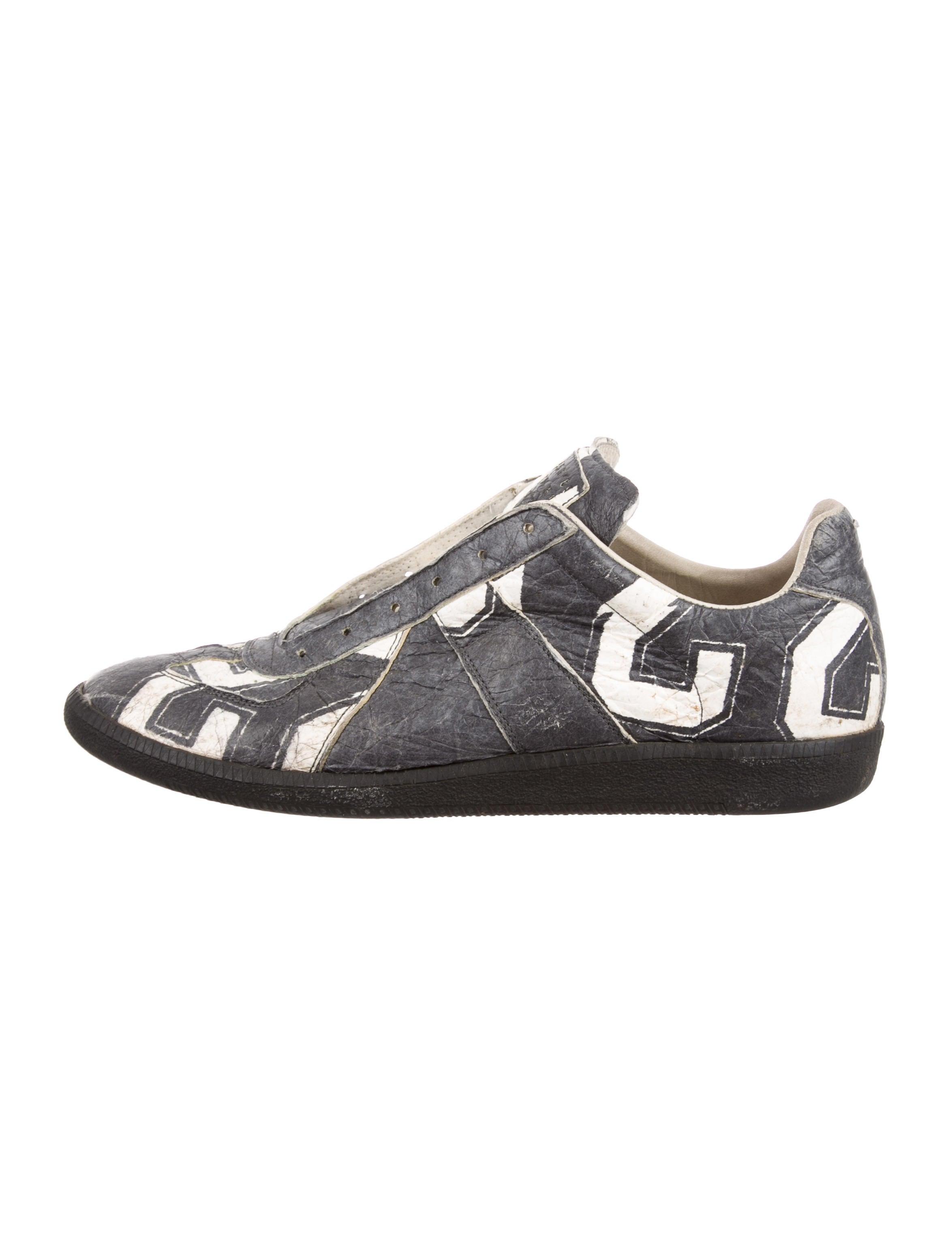Maison Margiela Replica Slip Sneakers Shoes MAI