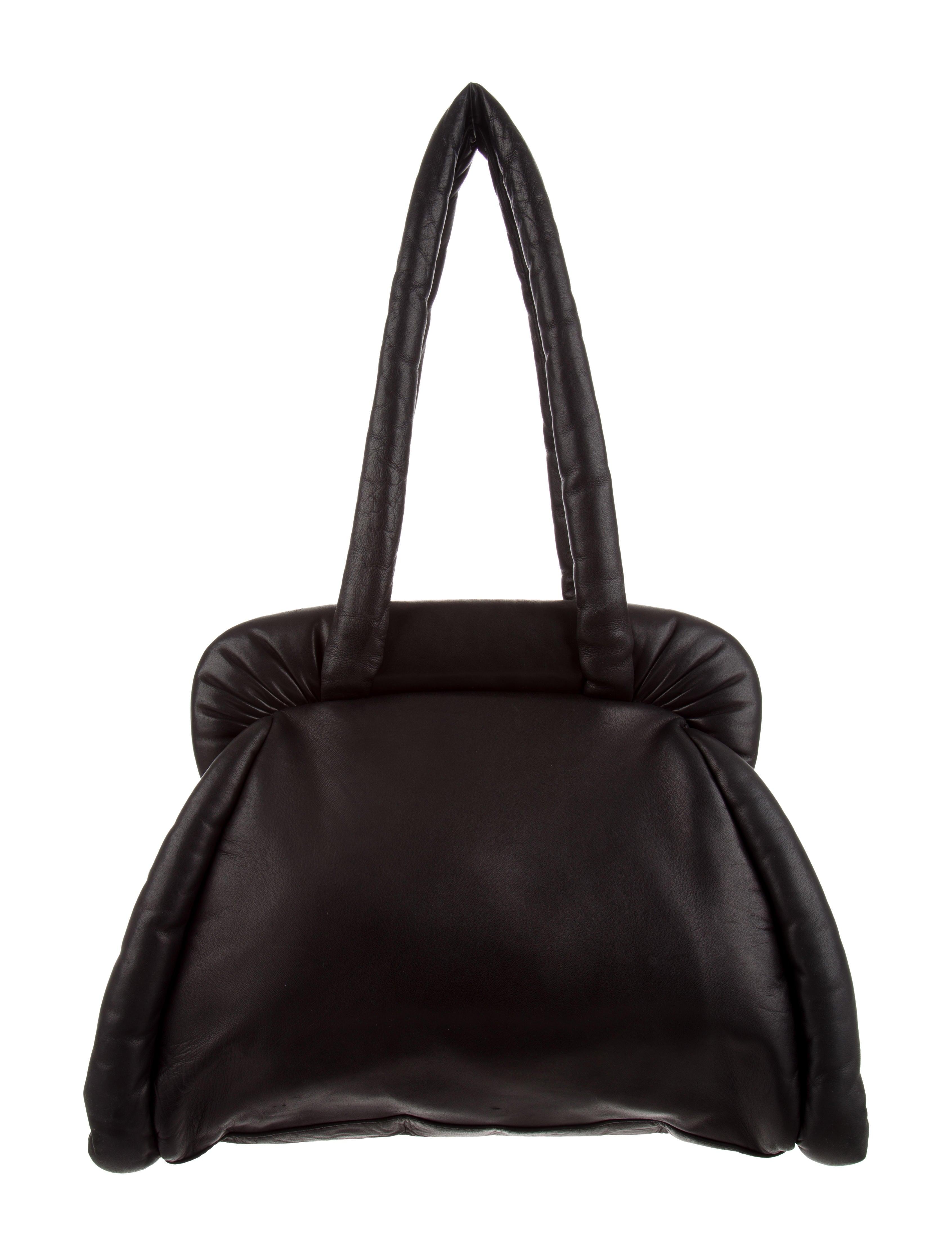 0e8925787ad13 Maison Margiela Leather Tote Bag - Handbags - MAI38383