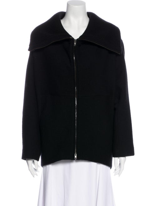 Maison Margiela Wool Coat Wool