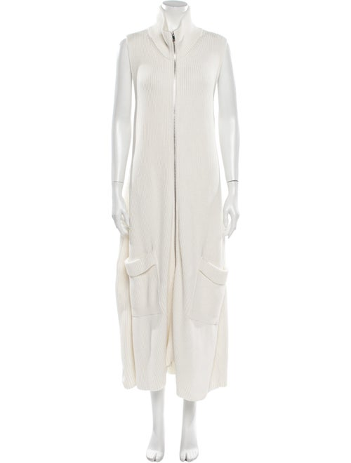 Maison Margiela Turtleneck Long Dress