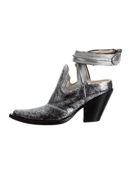 Maison Margiela Boots Silver