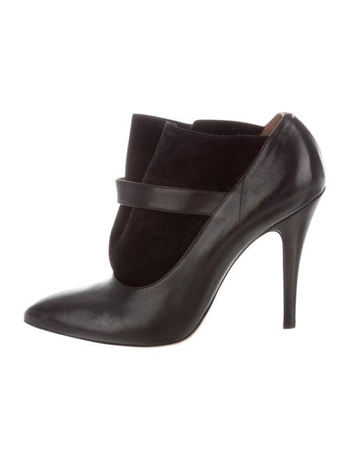 Maison Margiela Leather Boots Black