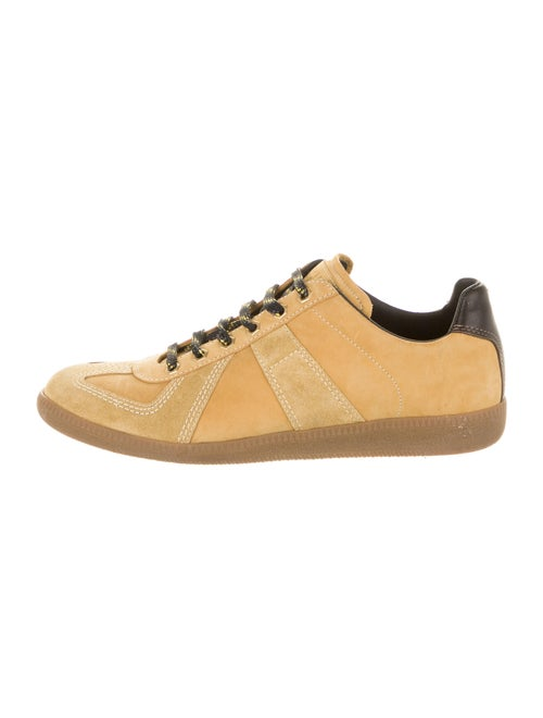 Maison Margiela Suede Sneakers