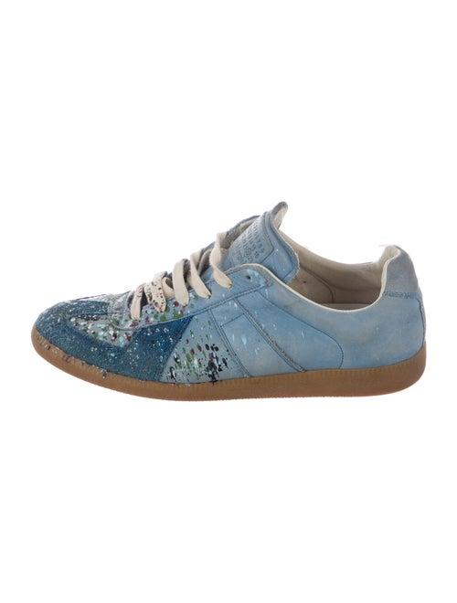 Maison Margiela Replica Sneakers Blue