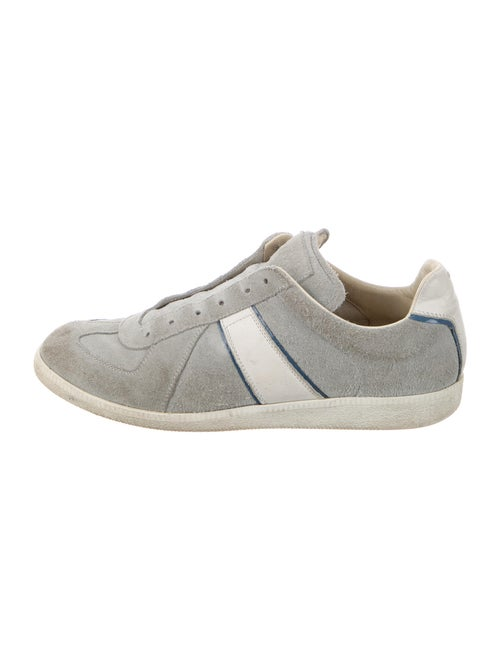 Maison Margiela Suede Sneakers Grey