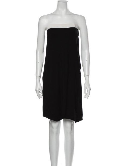 Maison Martin Margiela Vintage Long Dress Black