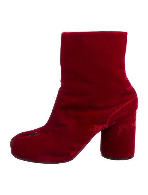 Maison Margiela Boots Red
