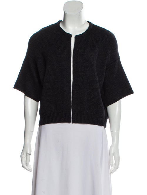 Marni Wool Short Sleeve Cardigan wool
