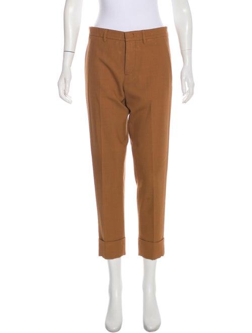 Marni Straight-Leg Cropped Pants
