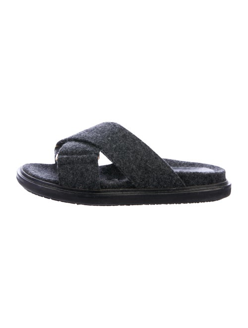 Marni Slides Grey