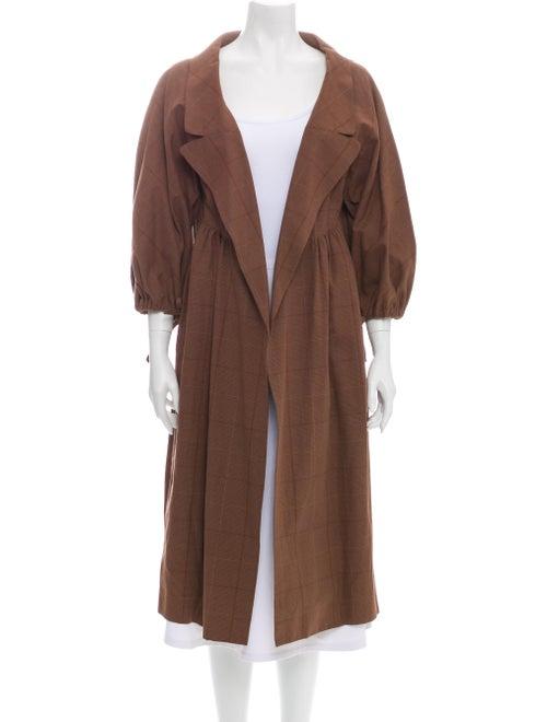 Marni Trench Coat Brown
