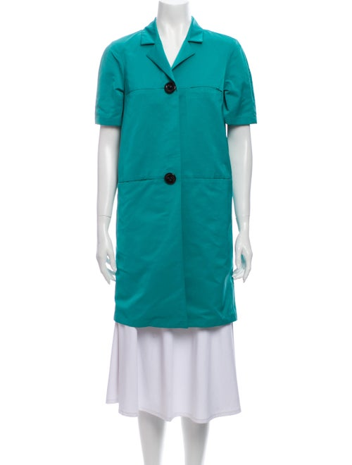 Marni Coat Green