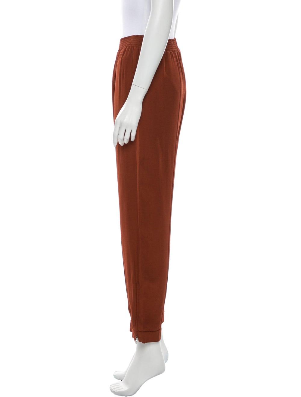 Marni Straight Leg Pants Orange - image 2
