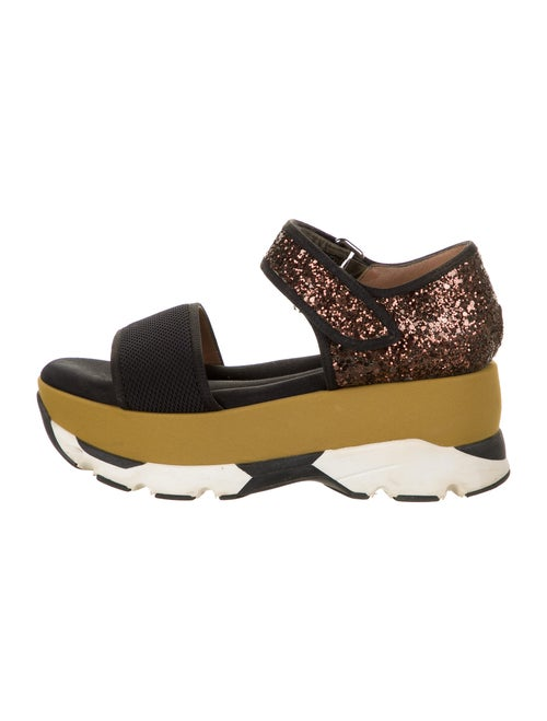Marni Sandals Brown